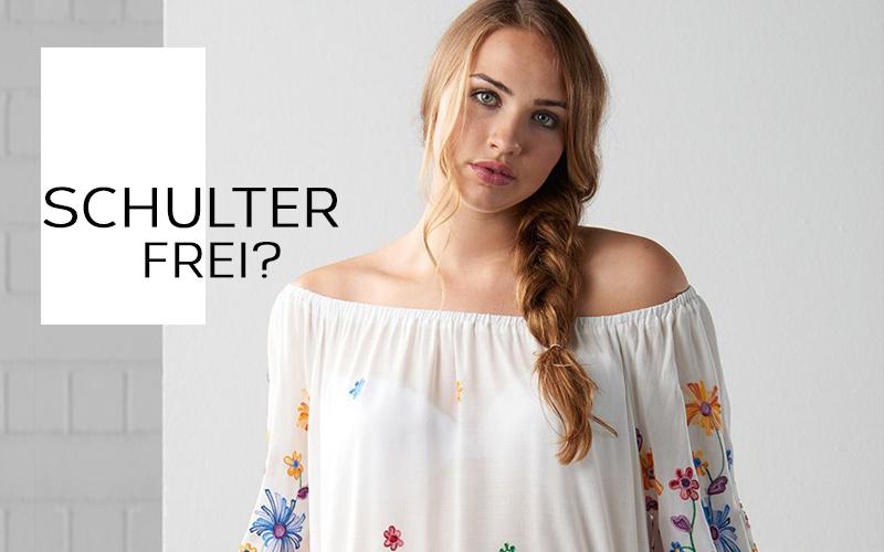 Schulterfrei-